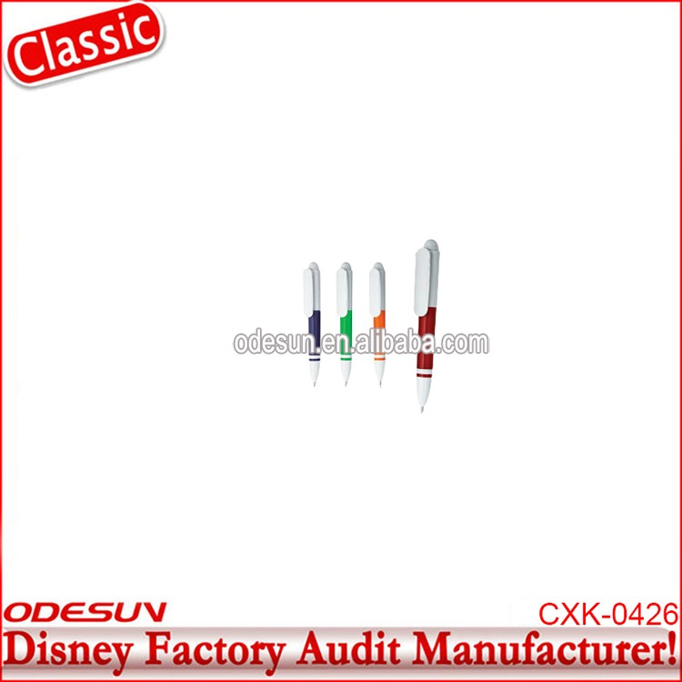 Disney Universal NBCU FAMA BSCI GSV Carrefour Factory Audit Manufacturer Office Promotional Pen Stationery Germany