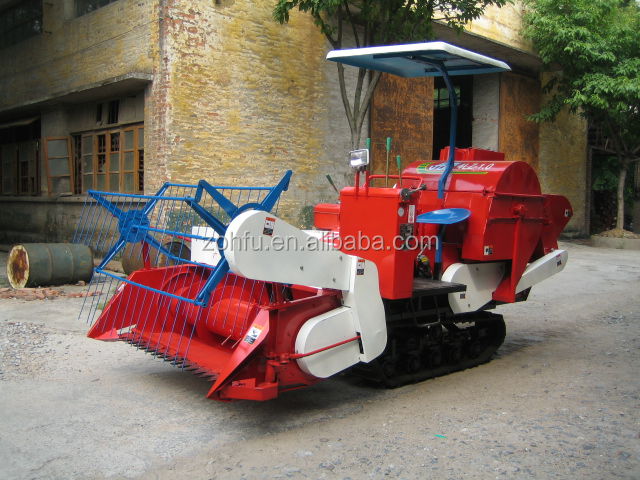 low price small wheat harvester/mini grain harvest machine/paddy combine mini rice harvester