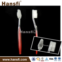 Disposable Toothbrush with Toothpaste for Hotel Camping Travelling