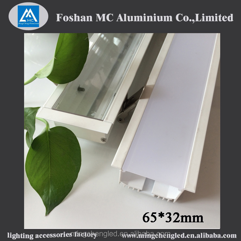 indoor and outdoor led aluminium profile