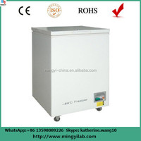 China most popular ultra-low temperature lab freezers with CE confirmed