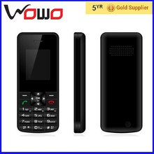 Wholesale Price Mobile Phone Cheapest 3G Bar Phone 64MB+128MB 1.77inch Dual Sim Mobile Phone Without Camera G17-3G
