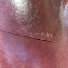 New pu pvc regenerated leather for sofa