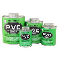 High pressure pvc glue/adhesive