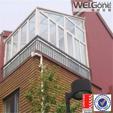 sunshine room clear laminated glass 6 38mm