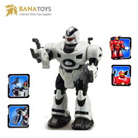 Battery Operated Robot Toys With Light