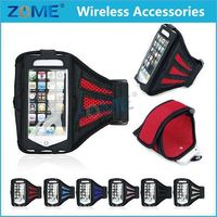 Arm band SE Mesh SPORT GYM Armband Case For iPhone 6 Jogging Running ArmBand Mobile Phone Bag Cover