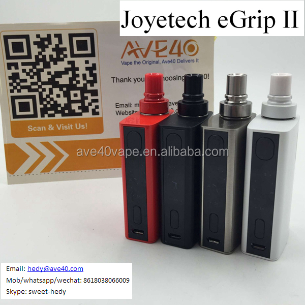2016 new vape mods 100% Original Joytech egrip 2 Electronic Cigarette Joyetech egrip oled egrip Joyetech vape usa