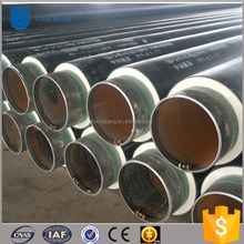 High quality hot selling pipes with pu foam for hot water floor heating systems Albania regions