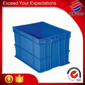 stacking plastic storage box