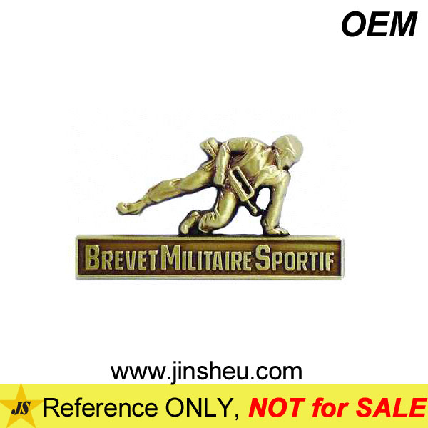 Manufacturer Cheap Custom Made Metal Military Action Figures