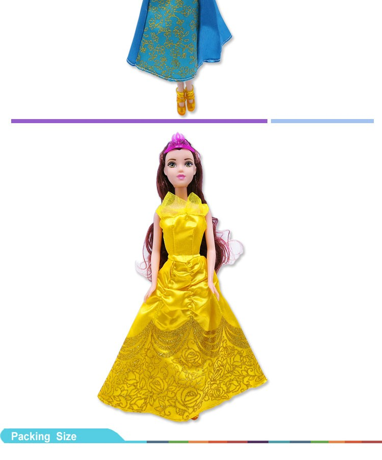 Classic Design Display Toys Full Body Silicone Barbies Dolls gift for High School Graduation Doll