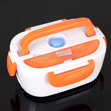 PP plastic multifunction convenient portable colorful safety electric lunch box