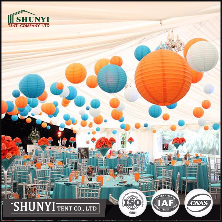 10*10m or customized color big led party tent