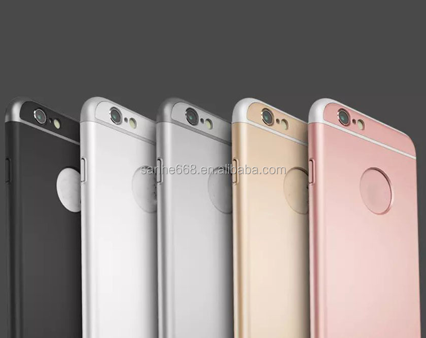 hot 3 in 1 pc hard raw material simple phone case phone accessory supplier for iphone5 5s