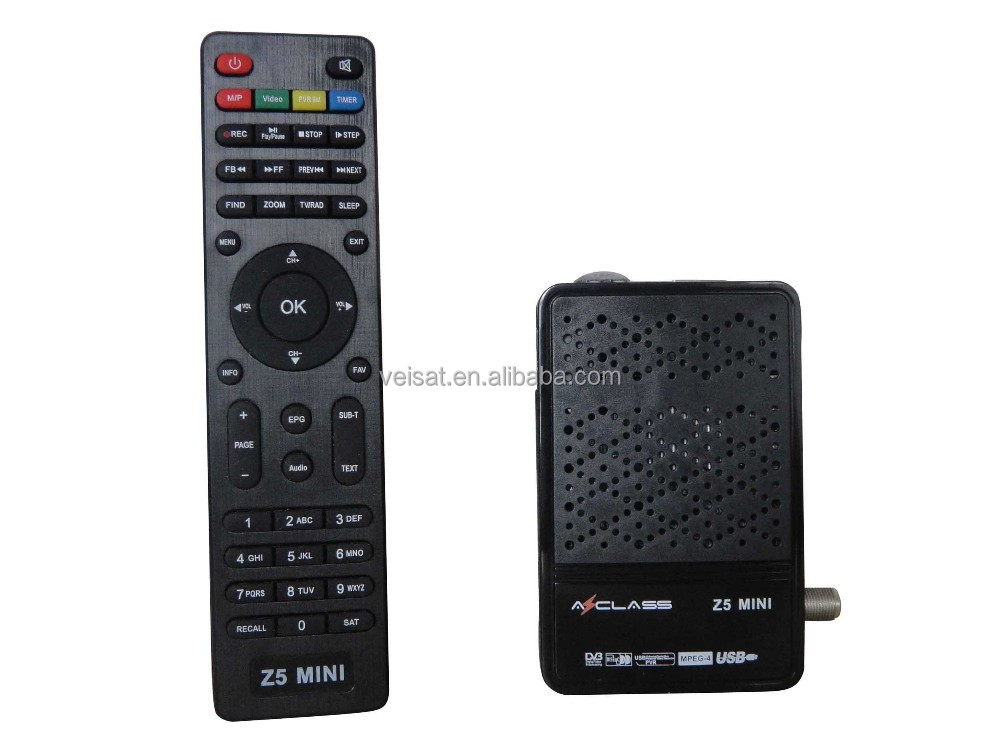 HD Satellite Receivers Azclass Z5 HD DVB-S2 with 3G & IPTV & iks
