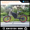 high performance powerful 72v 3kw electric motorcycle for sale