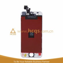 Large stock LCD with digtizer for iphone 5 repair conversion kits for iphone 5 lcd wholesale