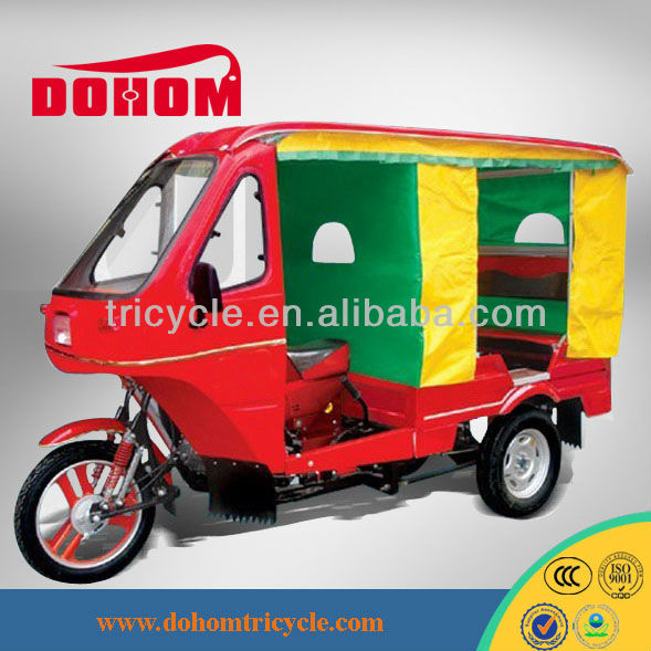2013 new type water cooled rickshaw taxi motorcycle