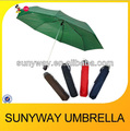 21'' 8ribs new fashionable folding gift umbrella for sale
