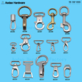 Large Rectangular Steel Swivel Hooks For Flat Ropes