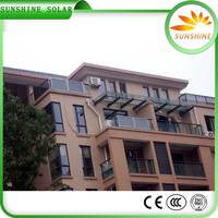 High Quality Heat Pipe Solar Collector Panels Solar Solar Energy Slogans