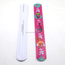 Cartoon Cute Colorful Silicone Clap Clip Custom Shaped Soft PVC Reflective Slap Bracelet