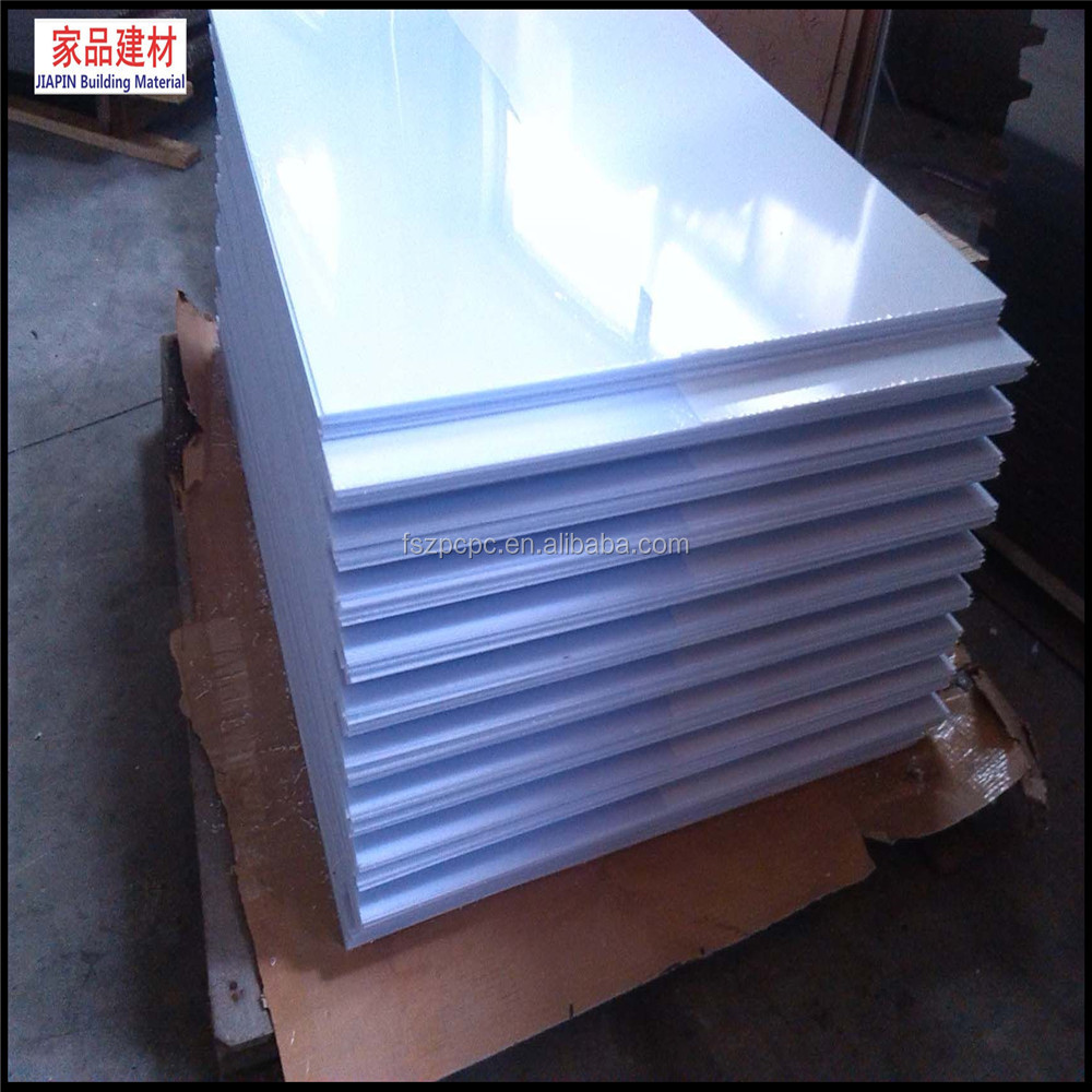 Good Quality PET Solid Sheet 1220mmX244mm