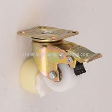 factory side mount low gravity caster refrigerator caster