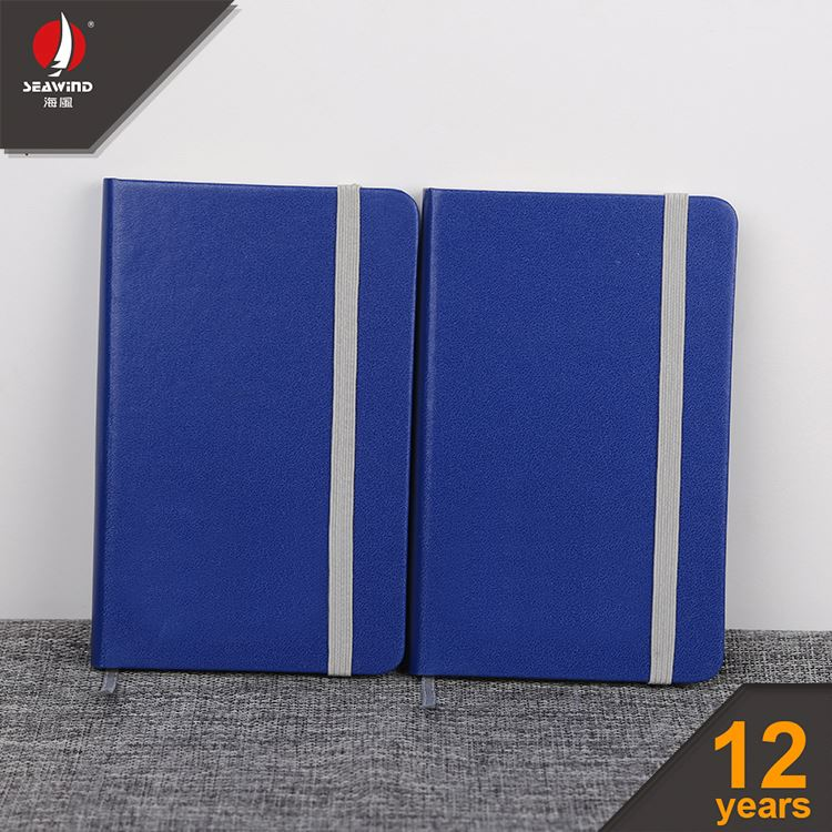 customized HARD COVER ELASTIC NOTEBOOK cheap wholesale graph paper notebook