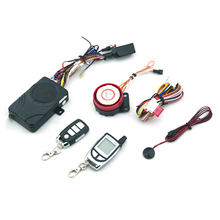 HUATAI two way motorcycle alarm system HT-M08-1