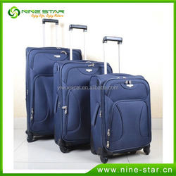 Manufacturer supply hot sale Custom Design trolley suit case from China workshop