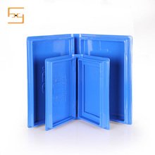 PP PET PVC Materials Plastic Boxes Underwear Packaging Box