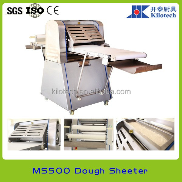 MS 500 Samosa pastry machine, spring roll sheeter