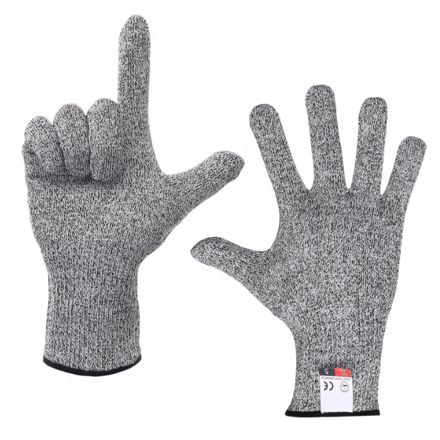 Dowellife Cut Resistant <strong>Gloves</strong> Food Grade Level 5 Protection, Safety Kitchen Cuts <strong>Gloves</strong> for Oyster Shucking Fish Fillet Process