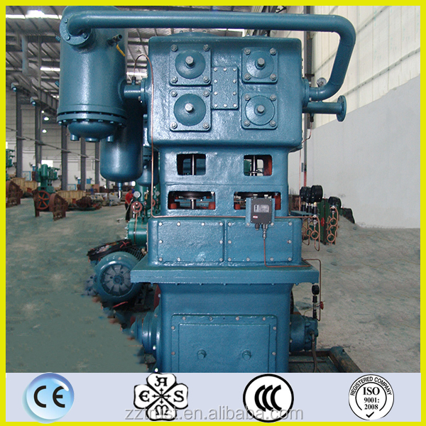 Longwell High pressure Air Compressor of 3ZW-3/165 non-lubrication oxygen compressor <strong>O2</strong> compressor oil free type 2016