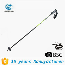 Lightweight Ninghai OEM ski pole shaft / custom ski pole / Heated ski pole