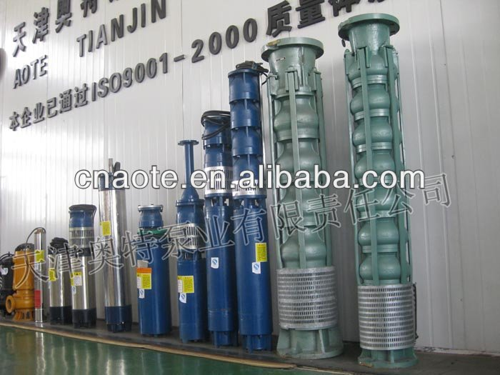Ritz submersible pump (water pump)