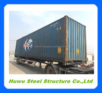 Cheap 40' HC second-hand shipping container for sale