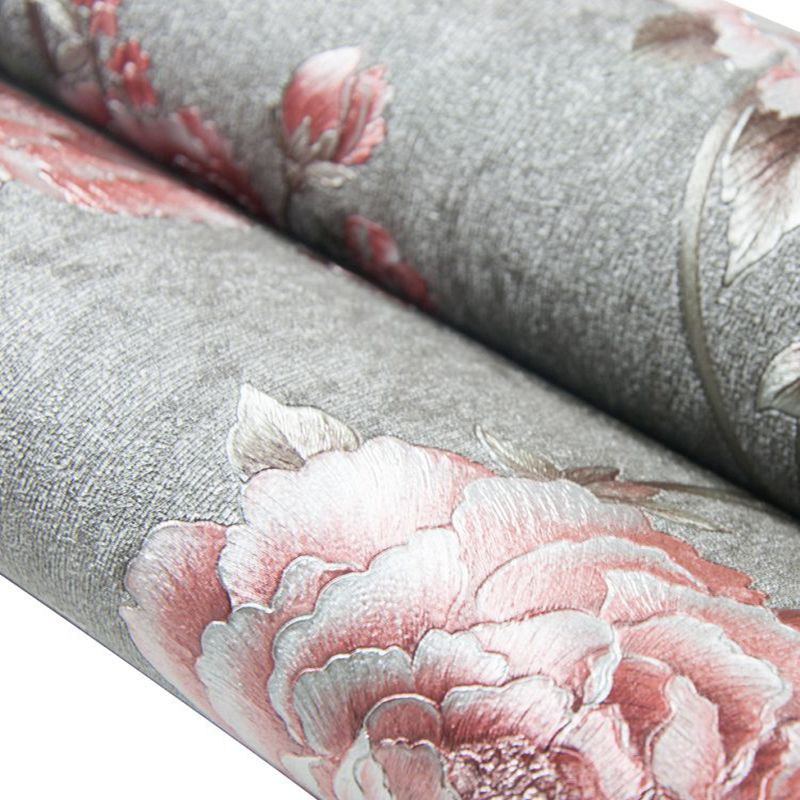 China good quality new fashion non woven taiwan wallpaper