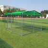 Heavy duty big dog kennel, Wire Mesh Dog Kennel(Factory),New product dog kennel