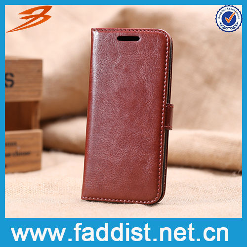 case for HTC M8 mini smart cell phone stand protective PU leather case