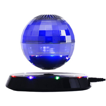 Portable Bluetooth Levitating Air Speaker HI-FI Stereo Bluetooth Speakers for iphone, ipad, smartphone
