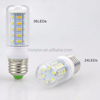 Lowest Price SMD5730 360 degree G4 G9 E14 E27 LED Bulb Corn light