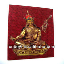 Picture 3D India god lenticular card/promotion gift poster