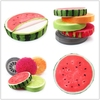 pet custom elevated dog bed memory foam pet bed fruit shape dog bed