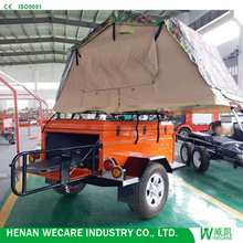 High Quality Factory Price Mini Trailer For Camping For Sale