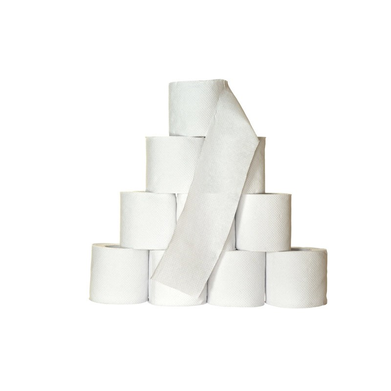 very cheap price for recycled toilet roll bathroom tissue