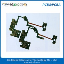 China professional flexible pcb Manufacturer supply Immersion gold fpc,rigid-flex pcb