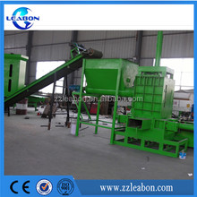 Widely used hot sale in Africa wood shavings/pine straw baler machine
